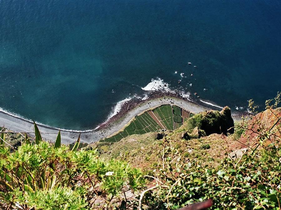 Exemplo de Tour - Madeira levadas
