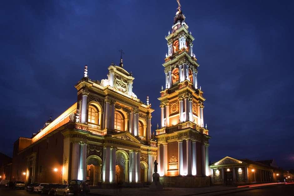 Exemplo de Evento - Evento na Argentina 1 semana de lazer